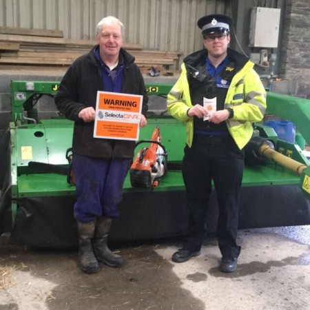 Securing Welsh Farms