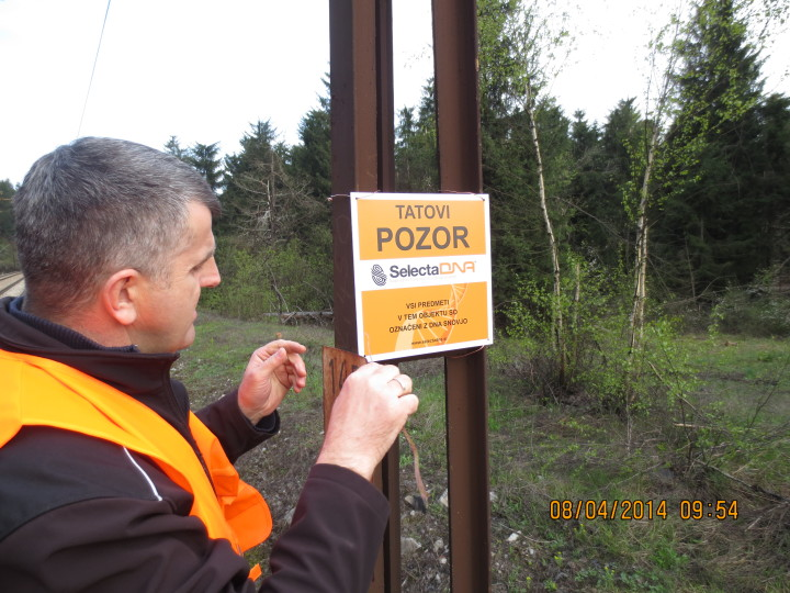Slovenia Success: Reducing Rail Metal Theft To Zero