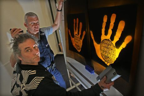 Students have hand in crime fight