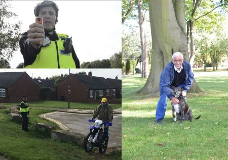 Victim Welcomes Use Of DNA 'Tagging' Spray To Combat Off-Road Bike Crime