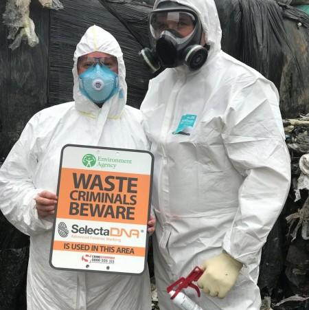 Waste Criminals Beware