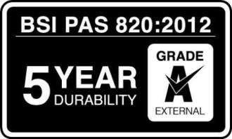 AGRÉMENT BSI PAS 820: 2012