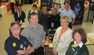 Crime Prevention and Safety Event popular