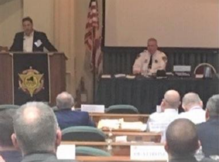 CSI Protect recently participated at the New York State Sheriffs' Association