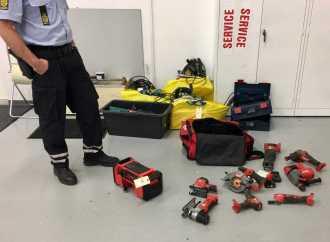 Danish Tool Recoveries