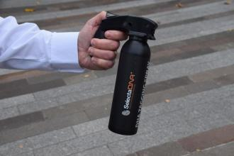 DNA Tagging Spray Helps Met Police Reduce Moped Crime
