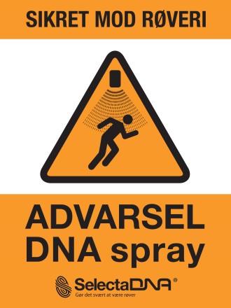 DR2 nyhederne med SelectaDNA Spray