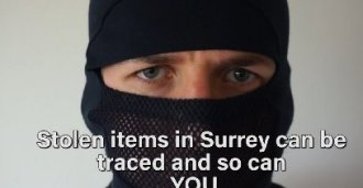 SelectaDNA Being Used By Surrey Police To Help Reduce Domestic Burglary