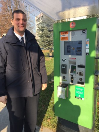 Gel Stops Theft & Damage Of Ticket Machines