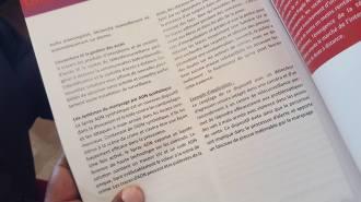 L'ADN SYNTHÉTIQUE de SelectaDNA est cité dans le livre blanc de la sécurité 2015