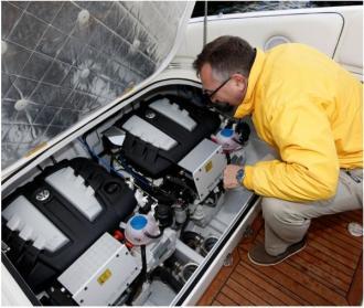 New Marine Partnership Keeps European Boats Safer