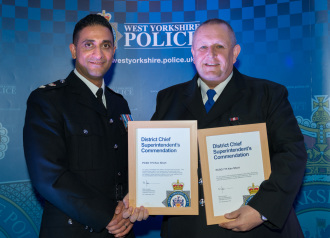 Officer Commended For Catching Moped Criminal With DNA Spray