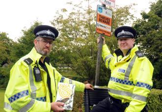 Operation Shield: Burglary Down Six Months On