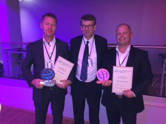 Outstanding Award ForBest New Security Product