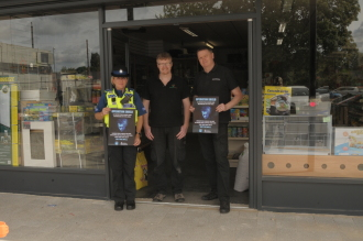 Pet Shop Shielded By New DNA Spray System
