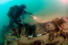 Protective Marking On Wreck Sites