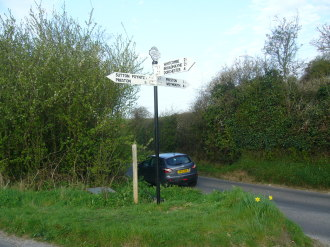 Road Sign Revamp Makes Sure Metal Thieves Get Lost