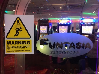 Robbers Risk All As DNA Spray Technology Hits Casino
