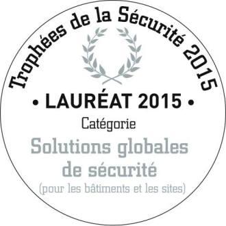 SelectaDNA est lauréat 2015 des trophées de la sécurité
