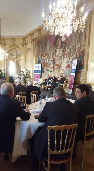 Selectadna invité au colloque sur la sécurité en France