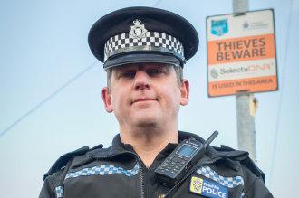 Shielding Cheshire Against Burglary