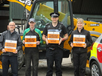 Slamming The Gate On Rural Crime