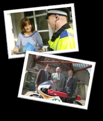 UK use Property Marking to reduce crime