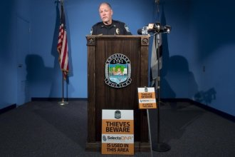 US Police Credit 70% Crime Drop In Knoxville To SelectaDNA
