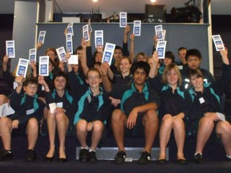 Waikato schools safer with SelectaDNA