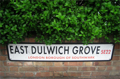 Zero Residential Burglary Reported in East Dulwich