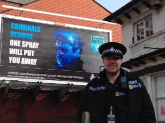 Businesses Support DNA Marking With Operation Shield