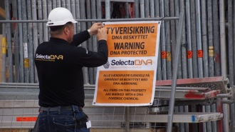 Construction Sites Build Up DNA Protection