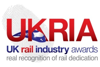 Finalists In Three Categories At The UK Rail Industry Awards