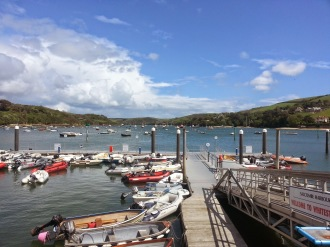 Marine Theft Initiative Launches At Salcombe