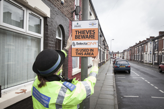 Merseyside Police Tackle Burglary With Traceable DNA Solution