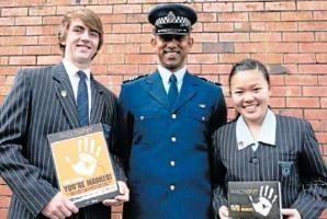 Schools to get crimebusting DNA kits