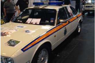 Security Drive Protects Classic Cars