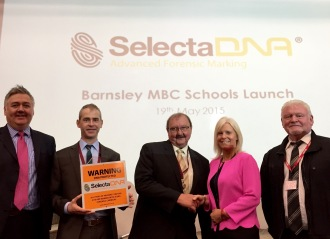 South Yorkshire Schools Protect Valuables With SelectaDNA