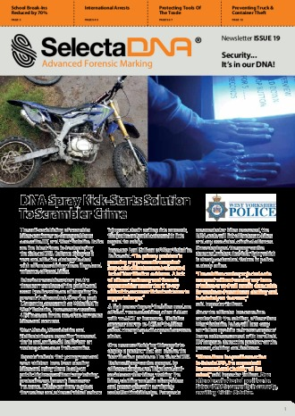 SelectaDNA Newsletter Issue 19