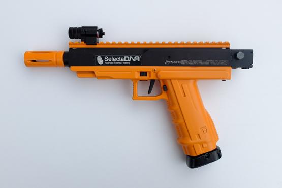 Pistolet SelectaDNA High Velocity