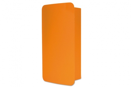 SelectaDNA spray anti-intrusion - Tête de spray (Curved Orange)