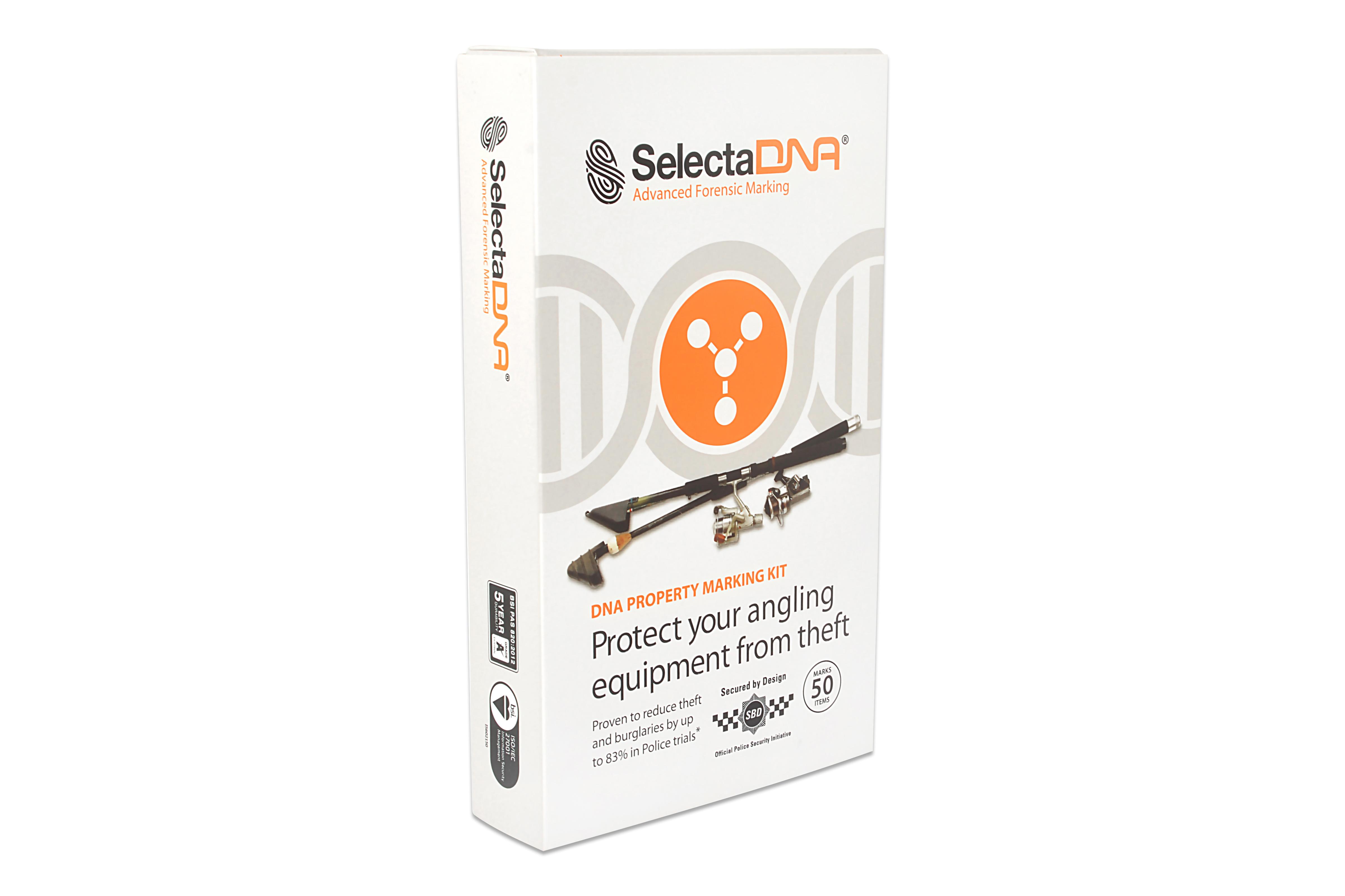 SelectaDNA Angling Kit