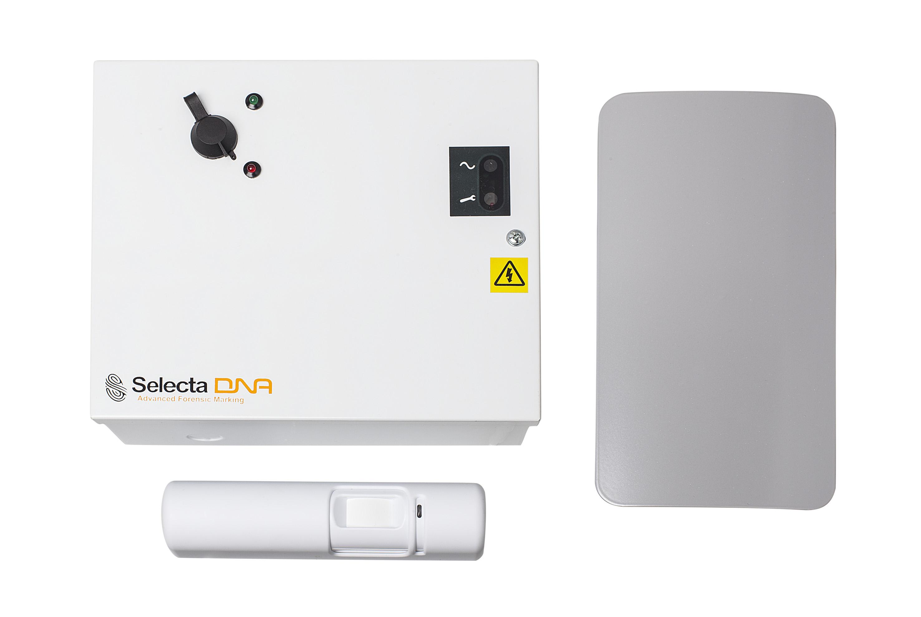 SelectaDNA Basis Røveri- og Indbruds Spraysystem
