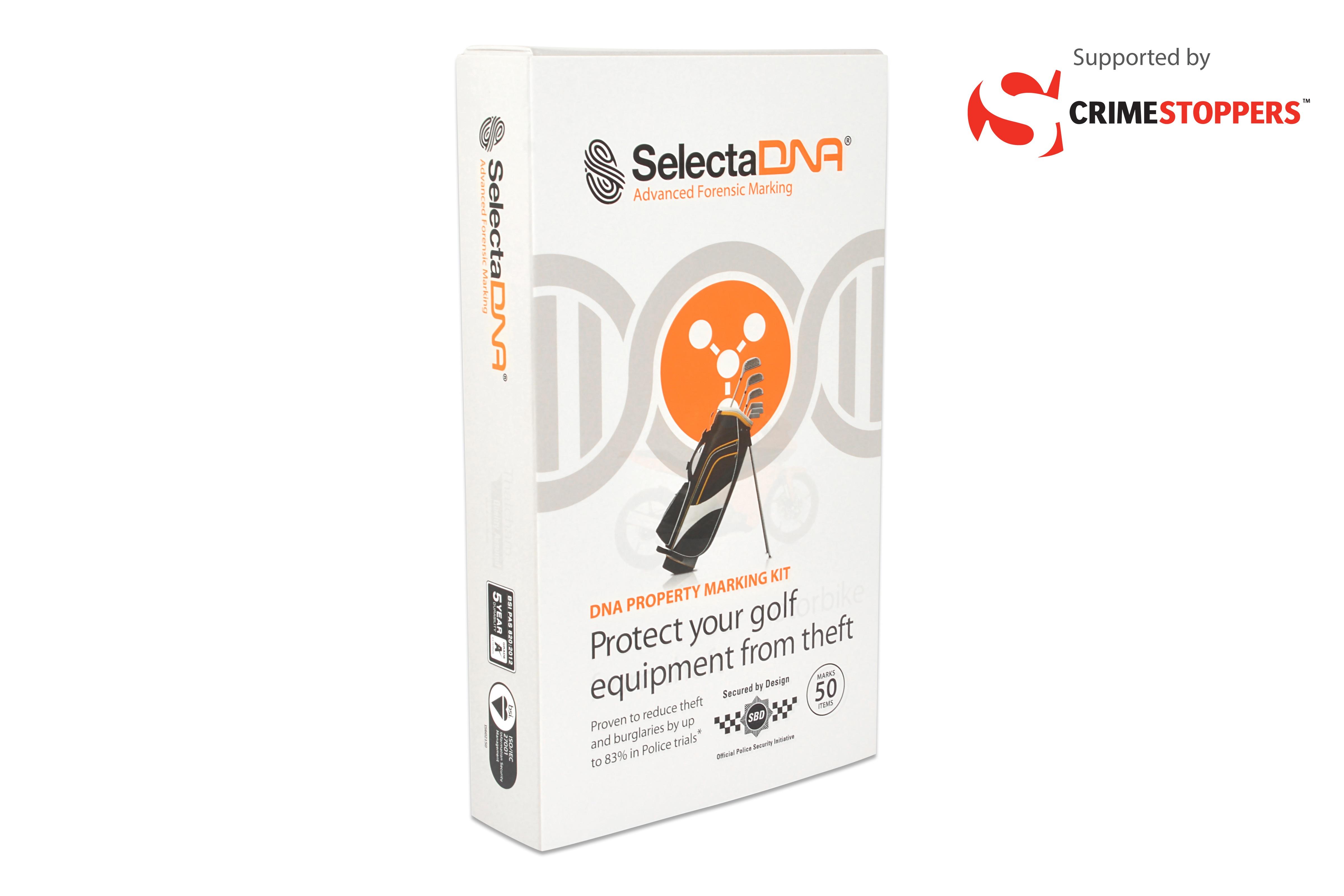 SelectaDNA Golf Kit