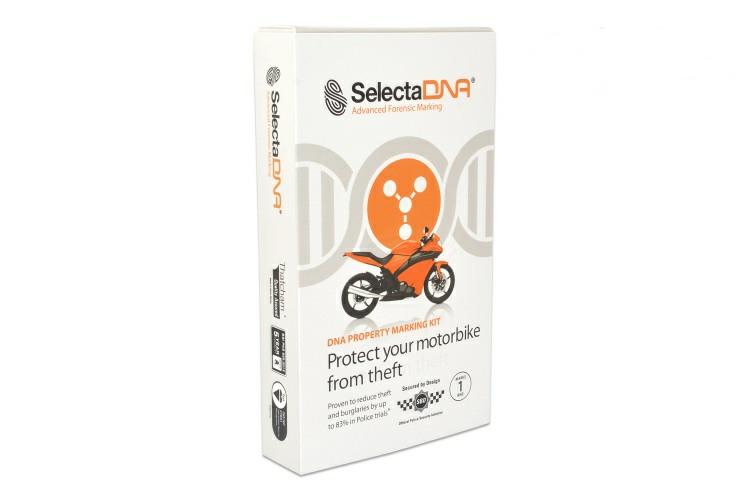 Kit de seguridad para Motos de SelectaDNA