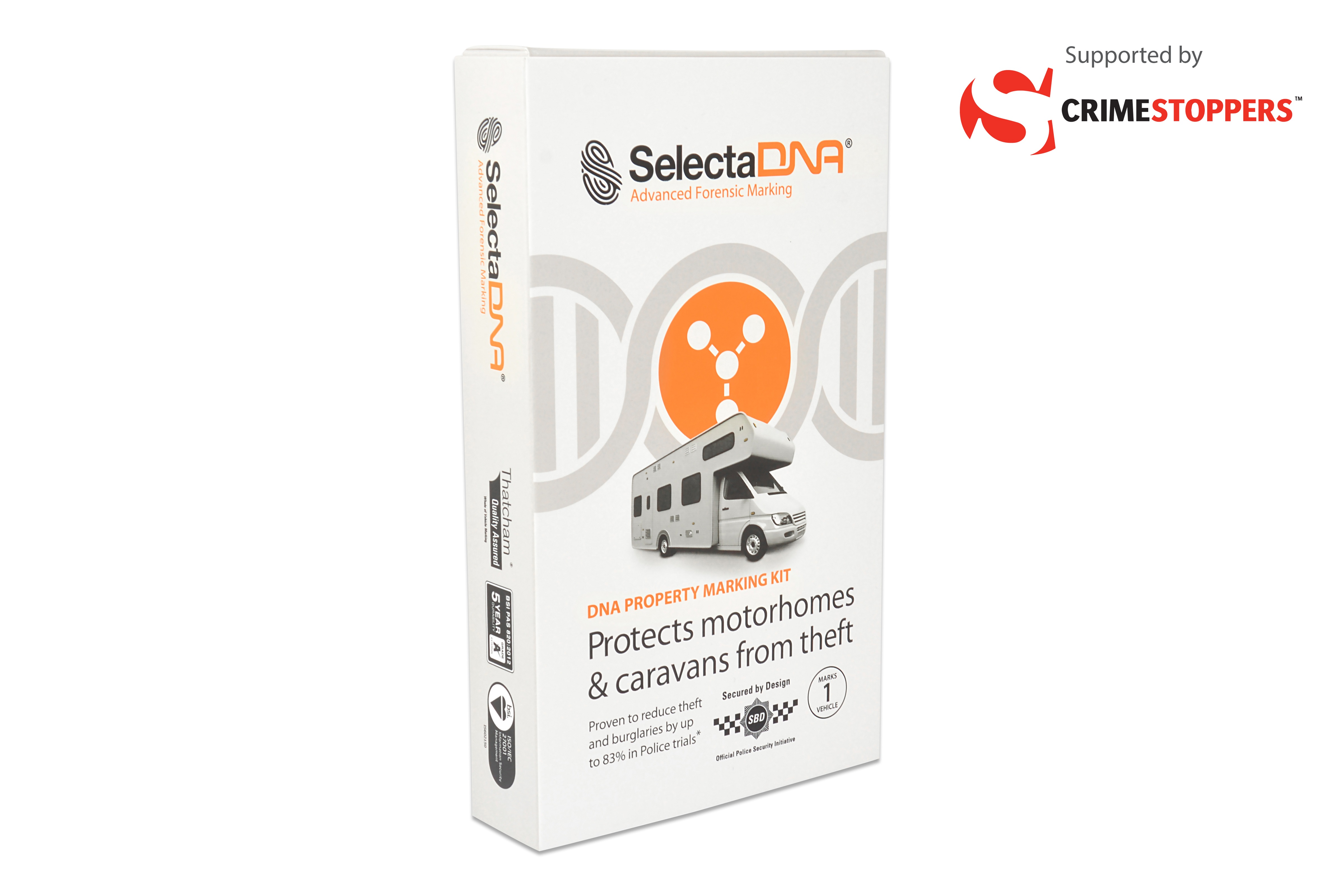 SelectaDNA Motorhome and Caravan Kit