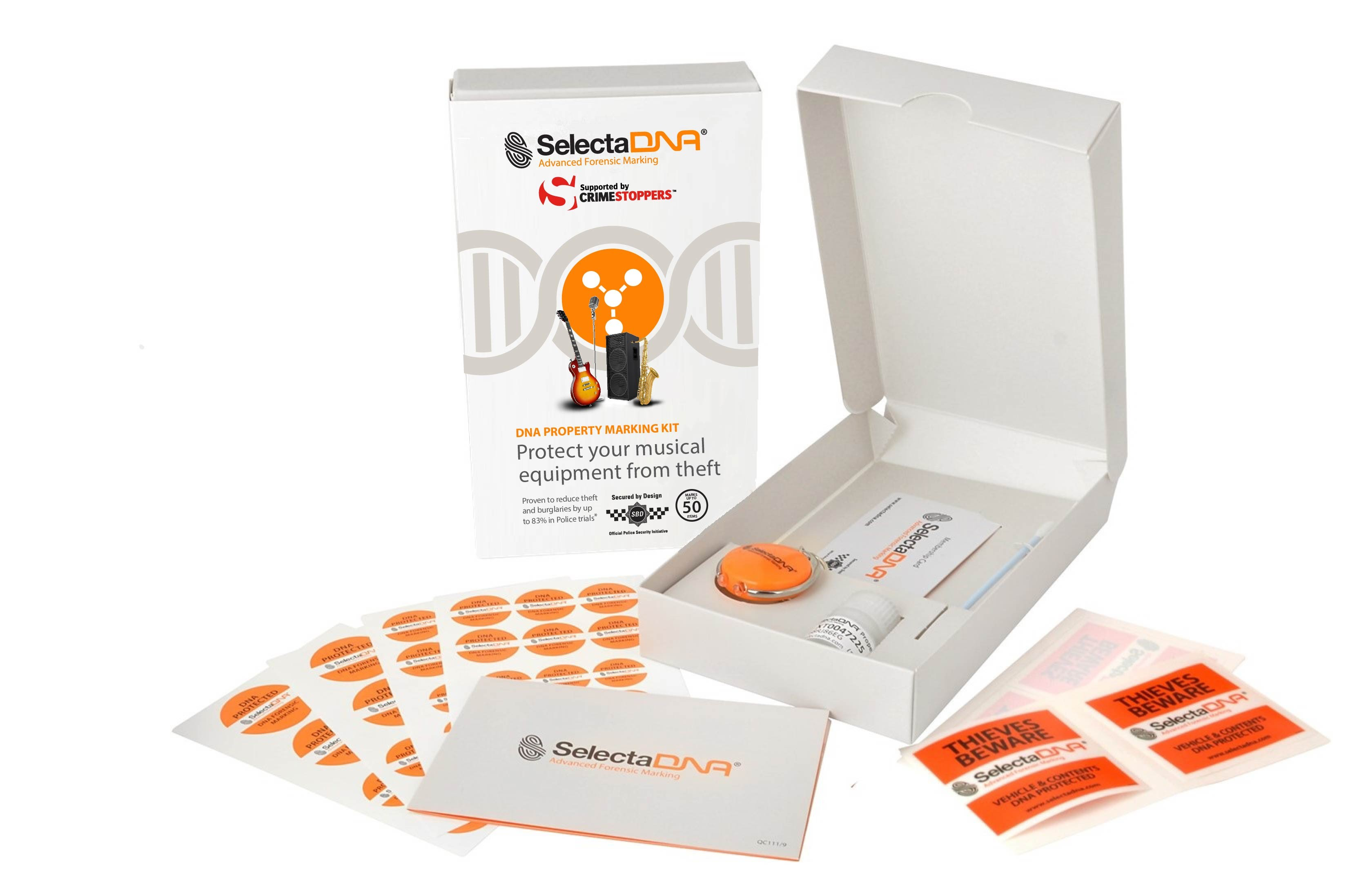 SelectaDNA Music Kit