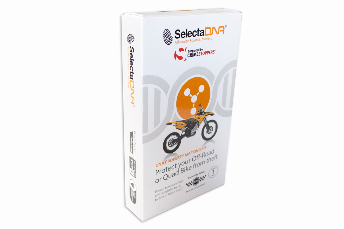 SelectaDNA Off-Road and Quad Bike Kit