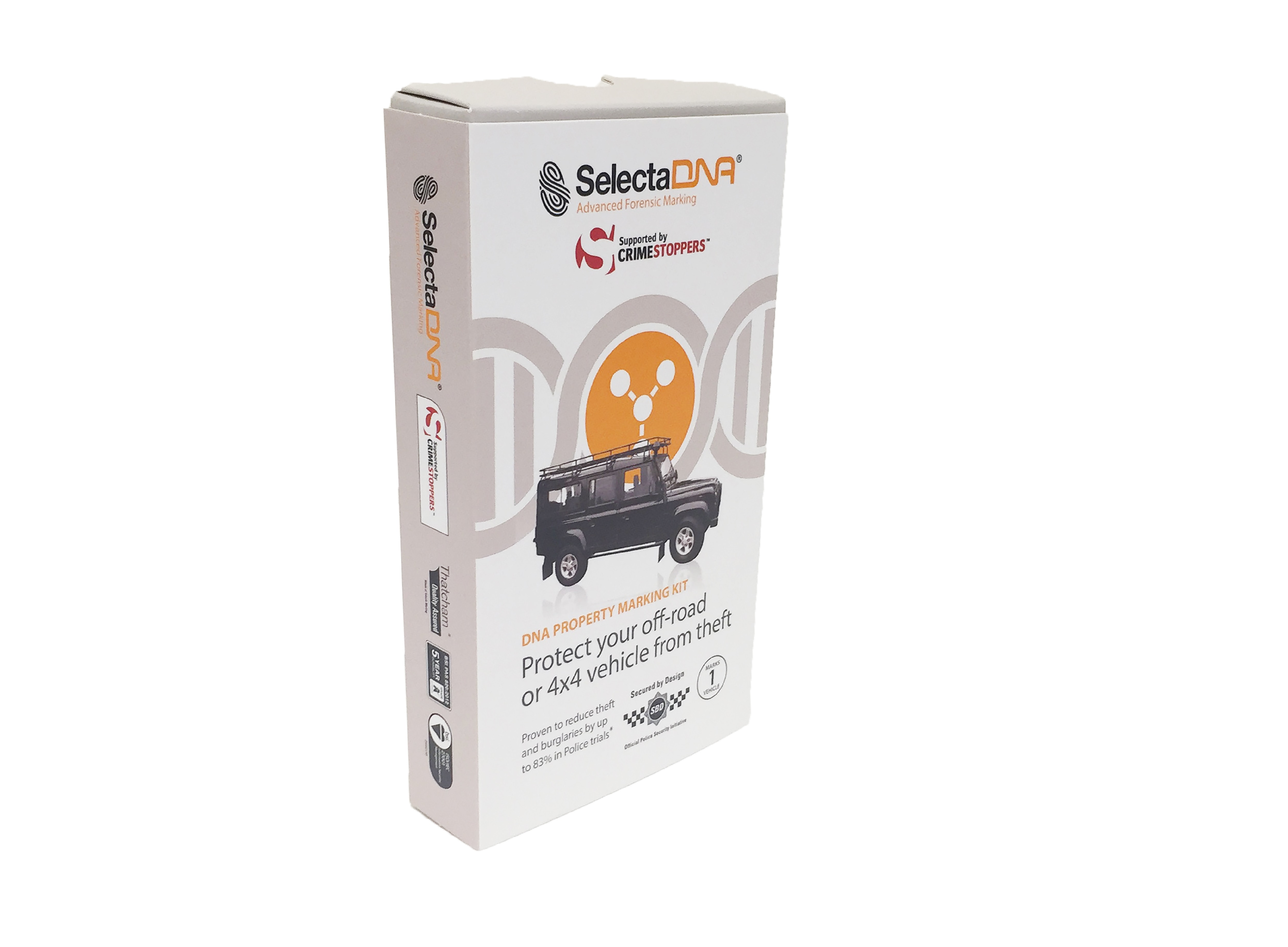 SelectaDNA Off-Road or 4x4 Kit