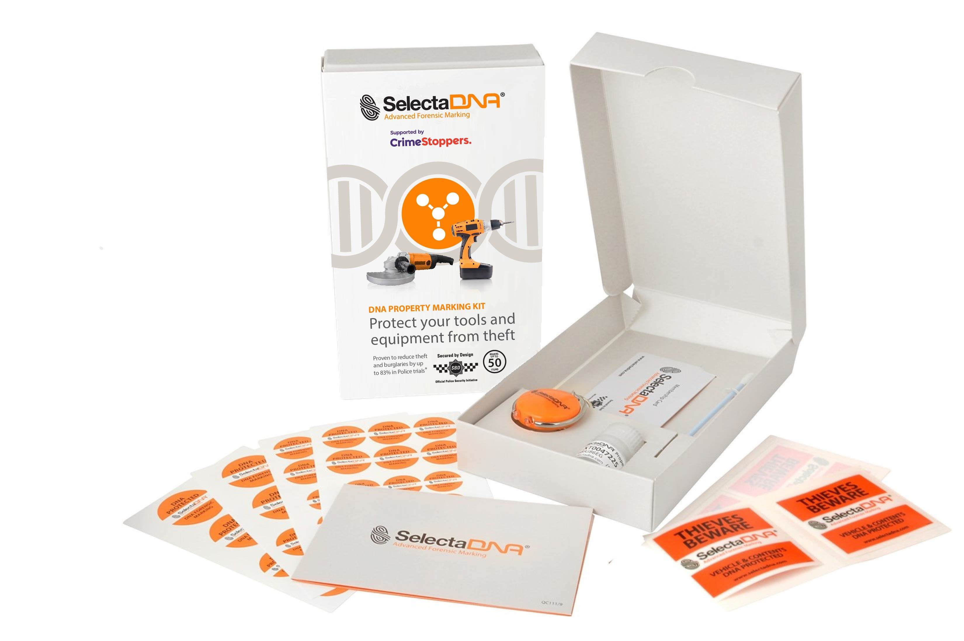 SelectaDNA Tools and Equipment Kit